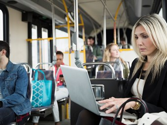 SOCIAL STATUS AND IDENTITY KEYS TO BUS AND PUBLIC TRANSPORT UPTAKE: STUDY