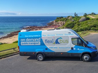 NSW SOUTH COAST GETS EXTRA ON-DEMAND BUS SERVICES