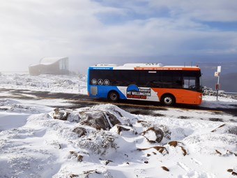 NEW TASMANIAN SNOW BUS TOUR ANNOUNCED