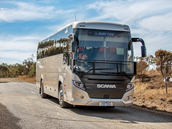 VIDEO REVIEW: SCANIA TOURING