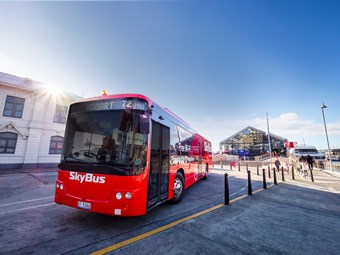 SKYBUS PARENT RELAUNCHES AS 'KINETIC'