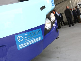 CUSTOM ACQUIRES DENNING; NEW CITY BUS LAUNCH AT BUSVIC 2019