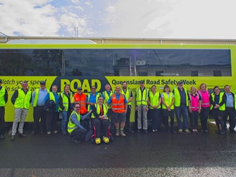 BUSLINK QUEENSLAND HAILS 2019 ROAD SAFETY WEEK A SUCCESS