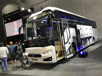 DAIMLER SHOWCASES LATEST LOW-NOISE, EURO 6 BUSES AT BUSVIC 2019