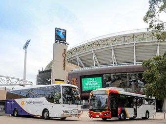 SEALINK ACQUIRES TRANSIT SYSTEMS BUSES IN AUD$635 MILLION DEAL