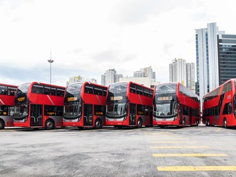 ADL WINS 180 DOUBLE-DECKER BUS ORDER FOR HONG KONG