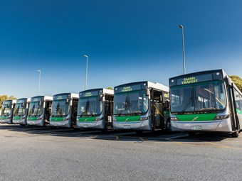 TRANSIT SYSTEMS PERTH BUS CONTRACTS RENEWED, EXPANDED