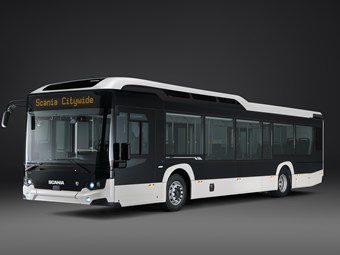 SCANIA DEBUTS NEW-GEN BUSES AT BUSWORLD 2019
