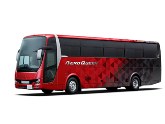 FUSO SHOWCASES NEW BUSES AT 2019 TOKYO MOTOR SHOW