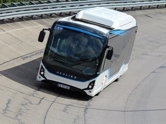 IVECO HEULIEZ ELECTRIC BUS RECORD RUN: 527KM - ONE FULL CHARGE