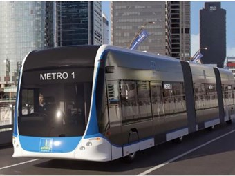VOLGREN-HESS-ABB BID WINS BRISBANE METRO BUS TENDER