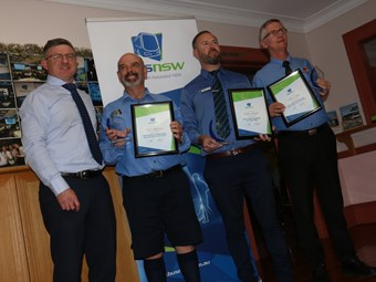 BUSNSW 2019 DRIVER EXCELLENCE AWARD WINNERS ANNOUNCED