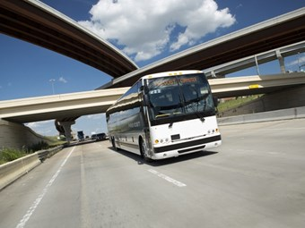 VOLVO SUBSIDIARY PREVOST WINS 'MOST VALUABLE'  BUS ORDER YET