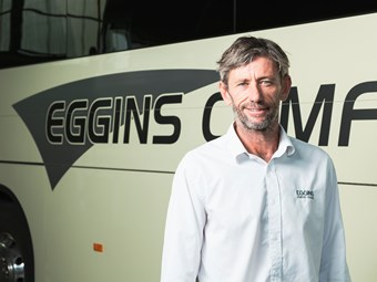 COUNTRY COMFORT - EGGINS COMFORT COACHES