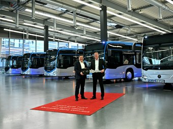 GERMAN OPERATOR OPTS FOR 'THEMED' BUS INTERIORS
