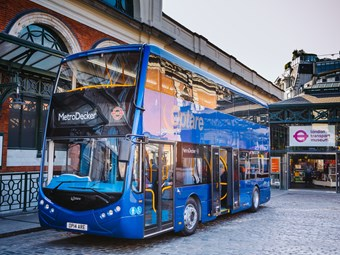 SEALINK UK BUS SUBSIDIARY PLACES ELECTRIC-ROUTE ORDER