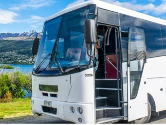 SKYBUS-KINETIC ACQUIRES NZ GO BUS