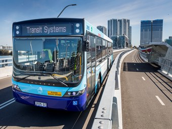ADVANCED AI KEY TO TRANSIT SYSTEMS BUS 'REAL-TIME' OVERHAUL