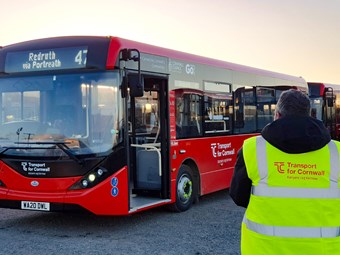 SOCIAL DISTANCING IMPACTS 'PHASE TWO' OF ADL UK BUS ORDER