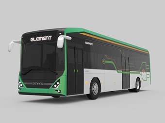 ALL THE ELEMENTS – DENNING ELEMENT ELECTRIC BUS
