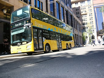 LAST NSW GOVT BUS REGIONS SOON TO BE 'FRANCHISED'