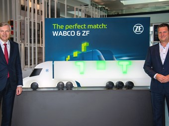 ZF Wabco acquisition completes amid pandemic