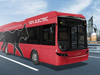 VOLVO'S FIRST ELECTRIC BUSES IN AUSTRALIA DUE MID-2021