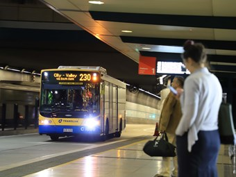 MORE BUSES TO HELP SOCIAL DISTANCING IN SOUTH-EAST QUEENSLAND