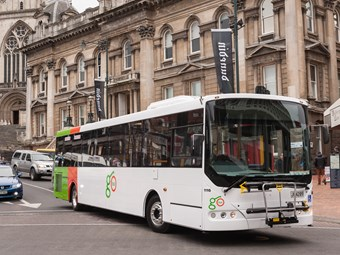 KINETIC COMPLETES NZ GO BUS ACQUISITION