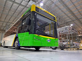 AUSTRALIA'S BUSTECH AND USA'S PROTERRA IN LANDMARK E-BUS DEAL
