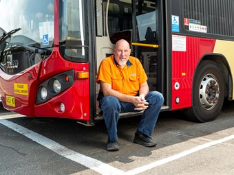 STAYING THE COURSE – RED BUS SERVICES