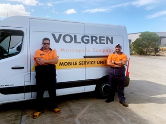 VOLGREN BUS APPRENTICES HIGHLIGHT CAREER CHANGE SUCCESS