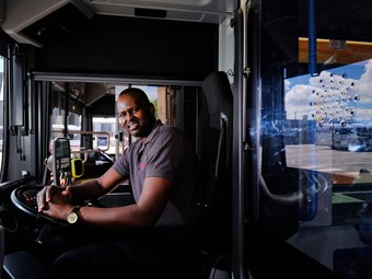 BUS DRIVER TRAINING SCHEME FOR LONG-TERM UNEMPLOYED