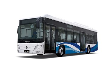 ABC: Foton Bus Australia partners with Truegreen.