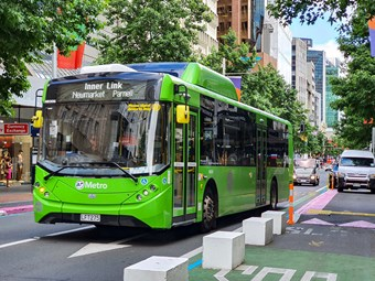 NZD$50 MILLION 'DECARBONISATION' AID FOR PUBLIC BUS FLEET