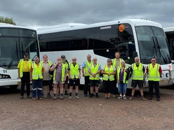 TRANSIT SYSTEMS EXPANDS BUS SERVICE INTO KATHERINE, NT
