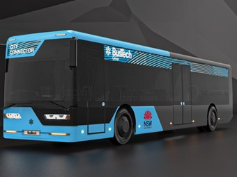 BUSTECH E-BUS NSW 'PANEL 3' APPROVED