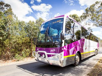 VICTORIAN REGIONAL ROAD UPGRADE AIDS V/LINE COACH ROUTES