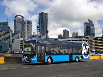 TRANSVISION VAMP – GBV 3-AXLE HYDROGEN CITY BUS