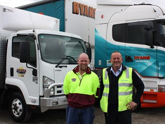 Ryans Transport and Allens Freight join forces in new Victorian venture