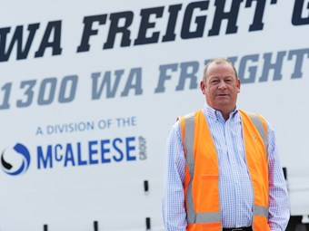 Sale to McAleese brings certainty to WA Freight Group