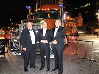 Mack Trucks donates $100,000 to Leukaemia Foundation