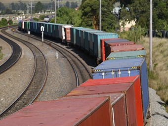 New Port Kembla rail route planned