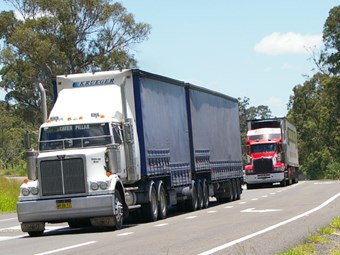 Truck ban in Melbourne's west to be removed in January 2015