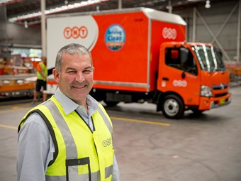 TNT Australia to expand hybrid truck fleet