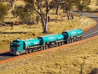 Toll puts new tankers to work as part of Santos contract