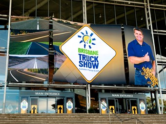 Full Speed Ahead for 2015 Truck Show