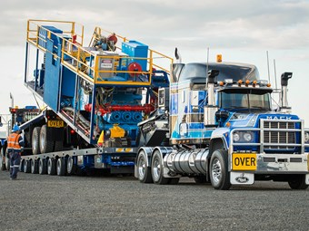 McAleese takes 50pc stake in Heavy Haulage Australia | News