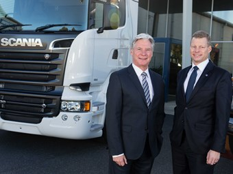 Scania to focus on maintenance offering and Euro 6