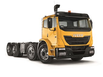 Iveco unveils the new Acco range
